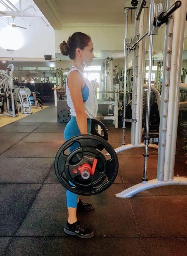 Mitos Latihan Beban Untuk Wanita