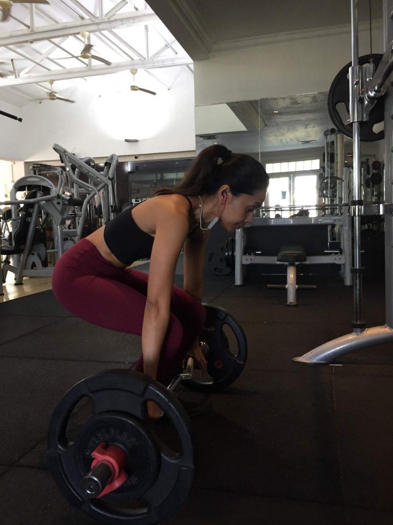 latihan beban untuk wanita