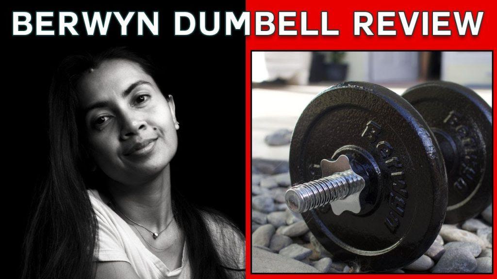 Review alat beban dumbell set berwyn athinaike