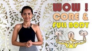 video latihan otot core dan menguatkan otot perut