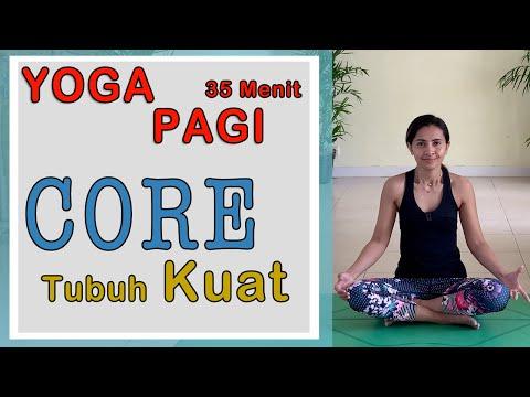 Yoga Core Kuat