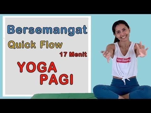 Yoga Pagi Quick Flow