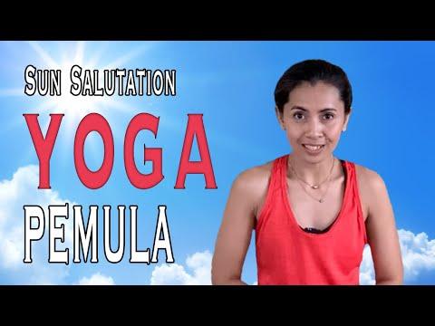 Yoga Pemula Sun Salutation